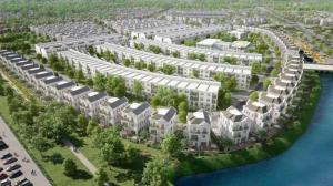 Điểm đến của  an cư và đầu tư dự án ngọc dương reversid