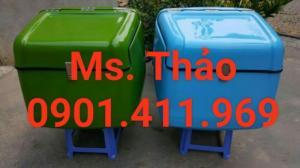 Chuyên cung cấp các loại thùng giao hàng,...