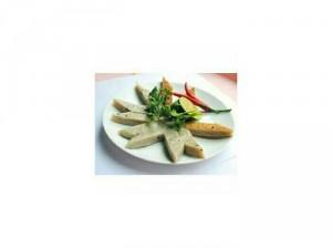 Chả cá vạn giã - đặc sản Khánh Hòa