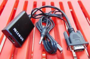 Cáp chuyển đổi VGA to HDMI tại hải phòng