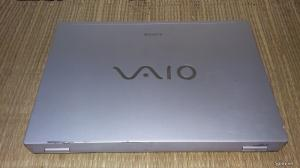 Laptop Sony Vaio Core 2 Duo Ram 2Gb Hdd 160Gb Vga Nvidia 8400M GT 15.4inch