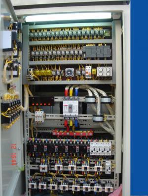 Lắp ráp tủ điện điều khiển hệ thống máy công nghiệp uy tín chất lượng