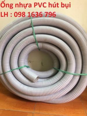 Vệ sinh công nghiệp -Ống hút bụi gân nhựa từ Phi 25 34 - 300 giá tốt nhất