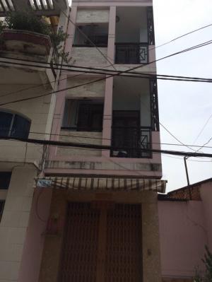 Xuất cảnh bán gấp nhà 4 tầng, 138m2 hẻm 8m Lạc Long Quân, P.5, Quận 11. Giá 3,95 tỷ