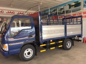 Xe tải jac 2t4,hổ trợ vay vốn
