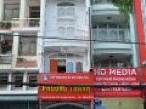 Nhà MT đường Cao Thắng, Q.10, vị trí đắc địa, 38m2 (9x4,9m), giá rẻ 10,9 tỷ.
