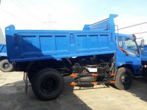 NEW..xe THACO BEN FD9500 Bửng mở 2017,giá xe ben 6t,8t,9t,13t,giá rẽ nhất Tây Ninh,TP.HCM.LONG AN.....
