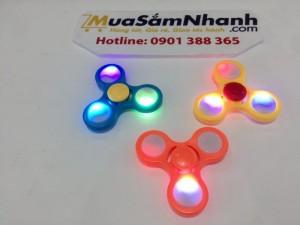Con quay 3 cánh có đèn, Con quay SPINNER, Fidget Spinner, Hand Spinner -  MSN388155