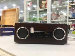 Loa Nghe Nhạc Aibo PN-08, công suất 8W, Hỗ trợ thẻ nhớ, USB, FM... - MSN181199