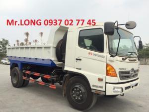 XE BEN HINO FG TẢI TRỌNG 8T5 THÙNG 7M3