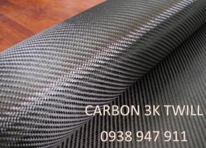 carbon 3k twill
