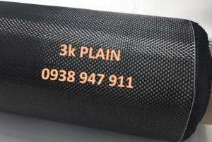 carbon 3k plain
