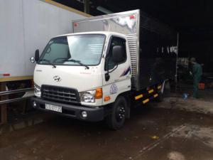 Hyundai hd210 thùng lửng tải 2,5 tấn
