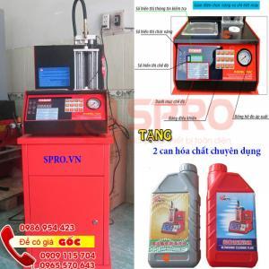 Máy súc rửa béc phun xăng điện tử Đài Loan Titano T2C