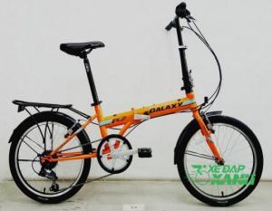 Xe đạp Galaxy K2 gọn nhẹ , tiện dụng