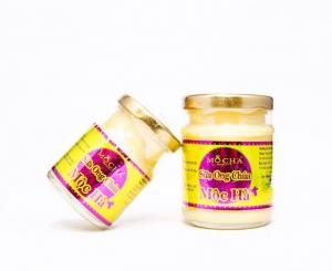 Sữa ong chúa tươi Mộc Hà. Hủ lớn 150 gram/ hủ nhỏ 90 gram