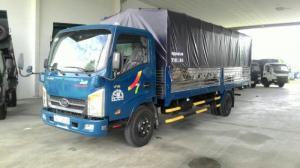 Xe tải VEAM VT350 mui bạc giá rẻ