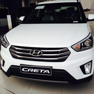 Hyundai CRETA 1.6 AT nhập khẩu nguyên chiếc 2017