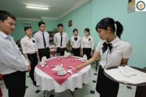 Khóa học nghiệp vụ bàn