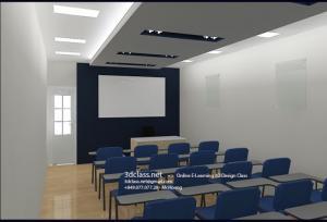 Dạy 3D chuyên sâu ở HCM Học Thực Tế tại Cty 3D
