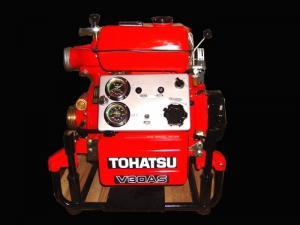 Máy bơm chữa cháy Tohatsu V30AS, máy bơm cứu hỏa giá rẻ