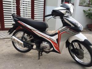 Honda Wave RSX 125cc, ,nguyên thủy, màu trắng đen