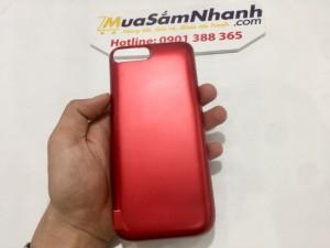 Phiên Bản Đặc Biệt  Ốp Lưng Kiêm Pin Sạc Dự Phòng IPHONE 7 Plus Product Red Special Edition - Dung Lượng 8000mAh - MSN181200