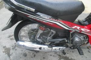 Yamaha sirius RC đỏ đen,đang sử dụng,chưa sữa chữa.