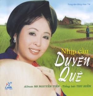 Ca sĩ Thu Hiền thời còn trẻ