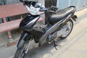 Honda Wave S 110 zin nguyên thủy,màu đen,xe...