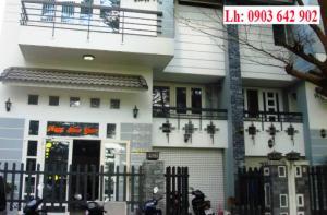 Bán nhà Ngô Văn Năm 7x13m, trệt, lửng, 3 lầu....