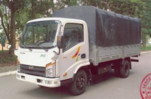 Xe tải VT252-1 mui bạc giá rẻ