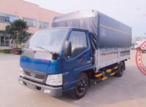Xe tải IZ49 2T4 đô thành máy ISUZU