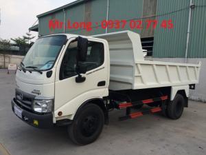 xe tải ben HINO 5 tấn , HINO dutro ben , HINO 5 tấn ben nhập khẩu , xe ben HINO dutro 342l , xe ben 5 tấn HINO , giá xe ben HINO , đại lý xe ben HINO