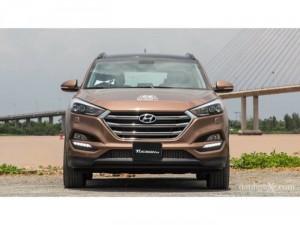 Hyundai Tucson 2017 tại Hyundai Đắk Lắk