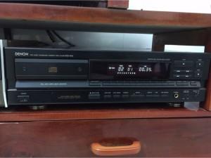 CD denon 1610
