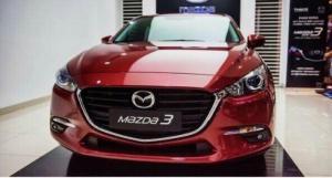 Mazda 3 Facelift 2017 Giá ưu đãi trong tháng