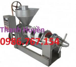 Cơ sở cung cấp máy ép dầu lạc công nghiệp, máy ép dầu Wuangxin giá rẻ
