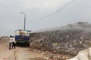 AQUACLEAN OC - Vi sinh xử lý mùi hôi rác thải, nước thải, chuồng trại