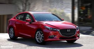 Gía xe Mazda 3 facelift bảng nâng cấp mới 2017 tại Đồng Nai-vay 85% giá trị xe