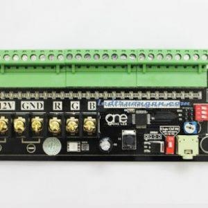 Mạch điều khiển led 7 màu 24 kênh