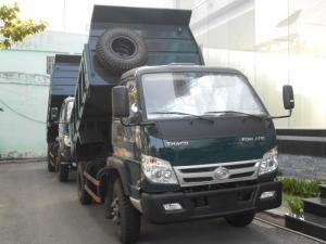 xe ben trường hải 2,5 tấn, 3,5 tấn, 4 tấn, 5 tấn, 6 tấn, 8 tấn, 9 tấn linh kiện đồng bộ giá cả hợp lý thủ tục vay ngân hàng nhanh chóng lãi suất thấp