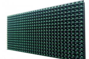 LED MODULE P10 XANH LÁ