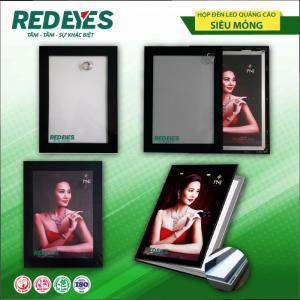 Redeyes posm-hộp đèn quảng cáo led siêu mỏng