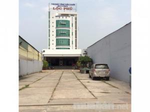 Cho thuê nhà ngay vòng xoay An Lạc, P.Tân Tạo, Bình Tân dt 12x30m