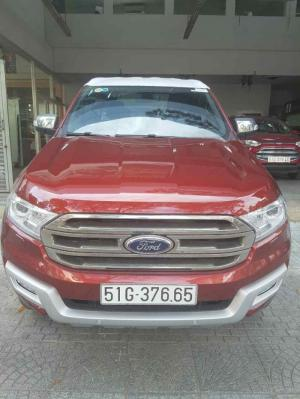 Ford Everest 2.2L Trend chỉ cần 250 tr giao...