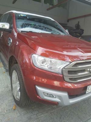 Ford Everest 2.2L Trend chỉ cần 250 tr giao xe ngay, đủ màu, liên hệ để nhận ưu đãi tốt nhất