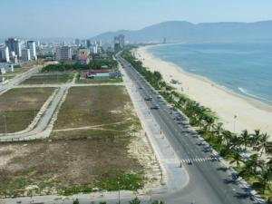 Đất biển khu thương mại sea view - liền kề cocobay - đối diện resort sông hàn