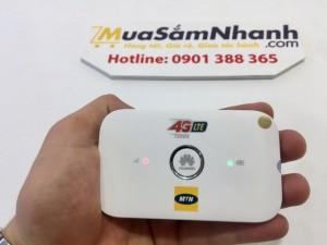 Bộ phát wifi 3G/4G Huawei E5573 LTE Hỗ trợ 4G tại Việt Nam tốc độ cao 150Mbps – kết nối lên tới 10 thiết bị - MSN181178