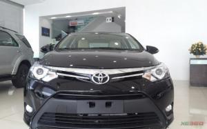 Toyota Vios 2017 Giảm giá sốc lên đến 60...
